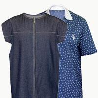 Джинсовая одежда JEANS-YG