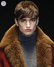 Мужская водолазка Gucci осень-зима 2013-2014