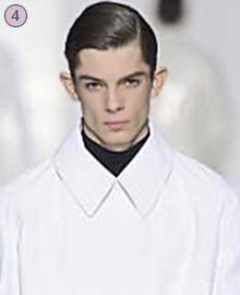 Мужская водолазка Dior Homme осень-зима 2013-2014