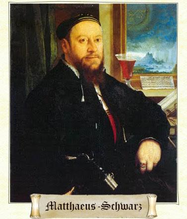 Маттеус Шварц: основоположник моды в Европе 16 века