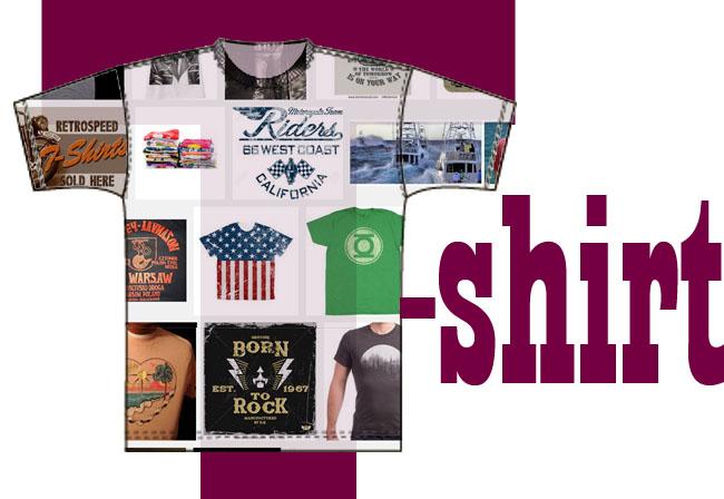 История появления футболки: сквозь года в современный гардероб