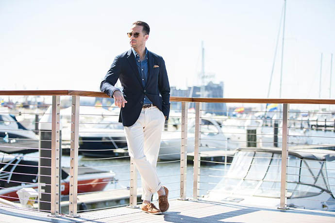 nautical casual